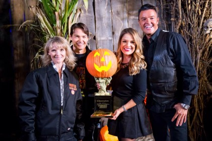 Haunted Overload wins 'The Great Halloween Fright Fight'!
